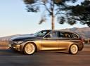 Фото авто BMW 3 серия F30/F31/F34, ракурс: 90 цвет: серый