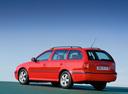 Фото авто Skoda Octavia 1 поколение [рестайлинг], ракурс: 135 цвет: красный