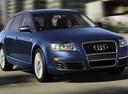 Фото авто Audi A6 4F/C6, ракурс: 315 цвет: синий
