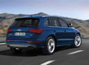 Фото авто Audi SQ5 8R, ракурс: 225 цвет: синий