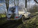 Фото авто Mercedes-Benz G-Класс W463 [3-й рестайлинг], ракурс: 225 цвет: серебряный