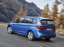 Фото авто BMW 2 серия Active Tourer F45 [рестайлинг], ракурс: 135 цвет: синий