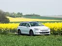 Фото авто Citroen C5 2 поколение, ракурс: 315 цвет: белый
