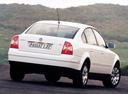 Фото авто Volkswagen Passat B5.5 [рестайлинг], ракурс: 225 цвет: белый