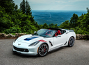 Фото авто Chevrolet Corvette C7, ракурс: 45 цвет: белый