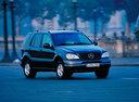 Фото авто Mercedes-Benz M-Класс W163, ракурс: 315 цвет: зеленый
