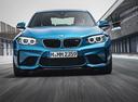 Фото авто BMW M2 F87,  цвет: голубой