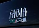 Фото авто Skoda Fabia 6Y, ракурс: шильдик