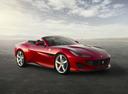 Фото авто Ferrari Portofino 1 поколение, ракурс: 315 цвет: красный