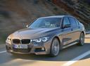 Фото авто BMW 3 серия F30/F31/F34 [рестайлинг], ракурс: 45 цвет: коричневый