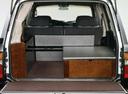 Фото авто Toyota Land Cruiser J80, ракурс: багажник