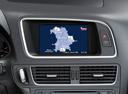 Фото авто Audi Q5 8R, ракурс: элементы интерьера