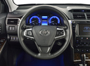 Новый Toyota Camry, белый матовый, 2017 года выпуска, цена 1 407 000 руб. в автосалоне