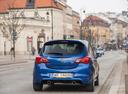 Фото авто Opel Corsa E, ракурс: 180 цвет: синий