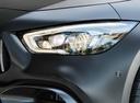 Фото авто Mercedes-Benz AMG GT C190 [рестайлинг], ракурс: передние фары цвет: черный