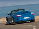 Фото авто Porsche 911 997 [рестайлинг], ракурс: 180