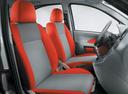 Фото авто Fiat Panda 2 поколение, ракурс: салон целиком