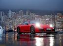Фото авто Porsche 911 991 [рестайлинг], ракурс: 315 цвет: красный