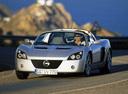 Фото авто Opel Speedster 1 поколение, ракурс: 45