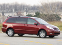 Фото авто Toyota Sienna 2 поколение [рестайлинг], ракурс: 315