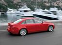 Фото авто Audi A4 B8/8K, ракурс: 270 цвет: красный