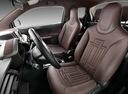 Фото авто Toyota iQ 1 поколение, ракурс: сиденье
