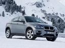 Фото авто BMW X6 E71 [рестайлинг], ракурс: 315 цвет: серый
