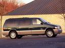 Фото авто Chrysler Voyager 2 поколение, ракурс: 270