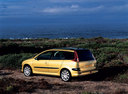 Фото авто Peugeot 206 1 поколение [рестайлинг], ракурс: 90 цвет: сафари