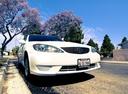 Фото авто Toyota Camry XV30 [рестайлинг], ракурс: 315 цвет: белый