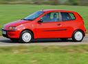 Фото авто Fiat Punto 2 поколение, ракурс: 90