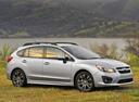 Фото авто Subaru Impreza 4 поколение, ракурс: 270