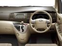 Фото авто Toyota Isis 1 поколение [рестайлинг], ракурс: торпедо