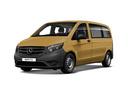 Фото авто Mercedes-Benz Vito W447, ракурс: 45 цвет: золотой