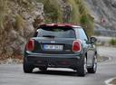 Фото авто Mini Cooper F56, ракурс: 180 цвет: зеленый