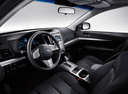 Фото авто Subaru Legacy 5 поколение, ракурс: торпедо