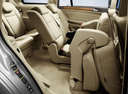 Фото авто Mercedes-Benz GL-Класс X164 [рестайлинг], ракурс: задние сиденья