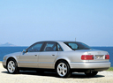 Фото авто Audi A8 D2/4D [рестайлинг], ракурс: 135
