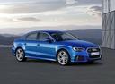 Фото авто Audi A3 8V [рестайлинг], ракурс: 315 цвет: синий