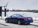 Фото авто Mercedes-Benz E-Класс W212/S212/C207/A207 [рестайлинг], ракурс: 135 цвет: синий