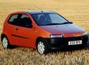 Фото авто Fiat Punto 2 поколение, ракурс: 315