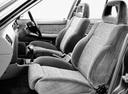 Фото авто Nissan Bluebird U12, ракурс: сиденье