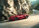 Фото авто Porsche Boxster 981, ракурс: 45 цвет: красный