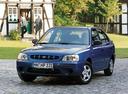 Фото авто Hyundai Accent LC, ракурс: 45