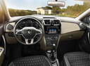 Фото авто Renault Logan 2 поколение [рестайлинг], ракурс: салон целиком