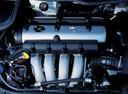 Фото авто Peugeot 206 1 поколение [рестайлинг], ракурс: двигатель