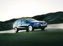 Фото авто Volkswagen Passat B6, ракурс: 315 цвет: синий