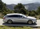 Фото авто Mercedes-Benz CLS-Класс C218/X218, ракурс: 270 цвет: серебряный