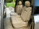 Фото авто Nissan Quest 4 поколение, ракурс: задние сиденья