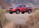 Фото авто Toyota Tacoma 2 поколение [2-й рестайлинг], ракурс: 45